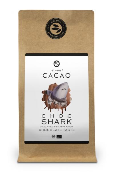 Kakao Choc Shark - 125g Zip Beutel