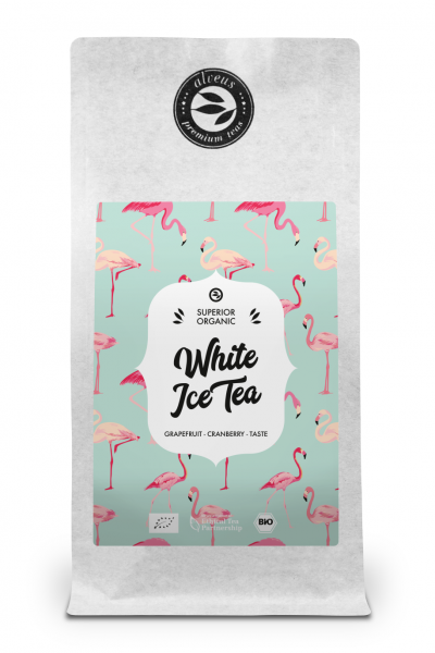White Ice Tea - 100g Zip Beutel