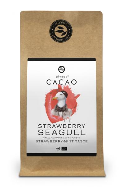 Kakao Strawberry Seagull - 125g Zip Beutel