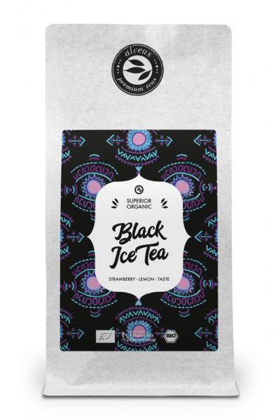 Black Ice Tea - 100g Zip Beutel