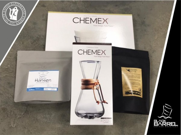 CHEMEX COFFEE BREW KIT