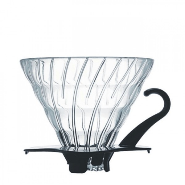 HARIO V60 Glass Coffee Dripper 02