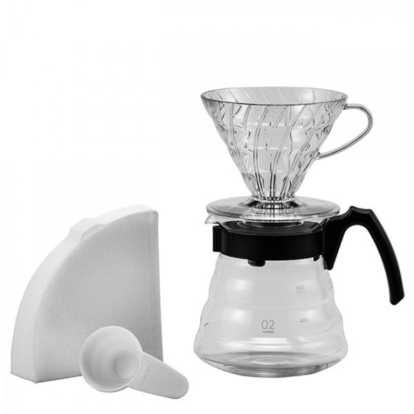 HARIO V60 Coffeemaker-Set