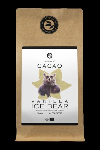 Kakao Vanilla Ice Bear - 125g Zip Beutel