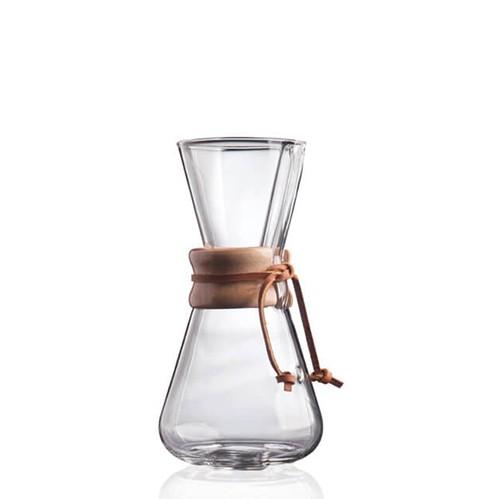 CHEMEX Kaffeezubereiter 1-3 Tassen